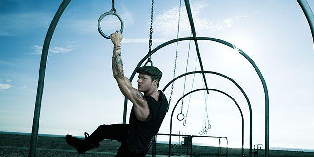 Ryan Phillippe Workout 2