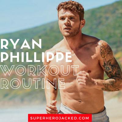 Ryan Phillippe Workout Routine