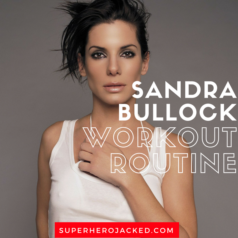 Sandra Bullock Workout Routine