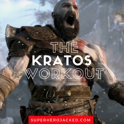 Kratos Workout Routine Train Like The God Of War