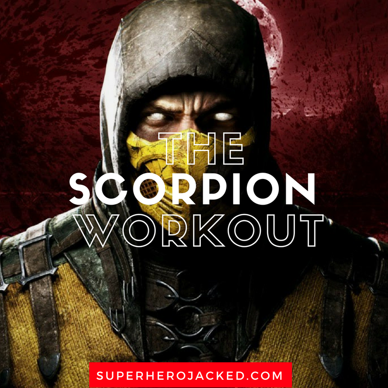 The Scorpion Workout