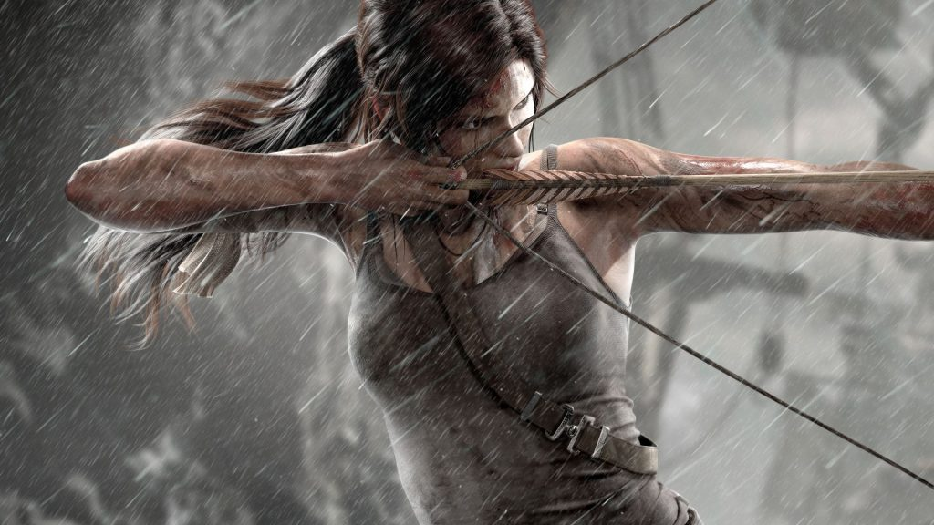 Tomb Raider Workout 3