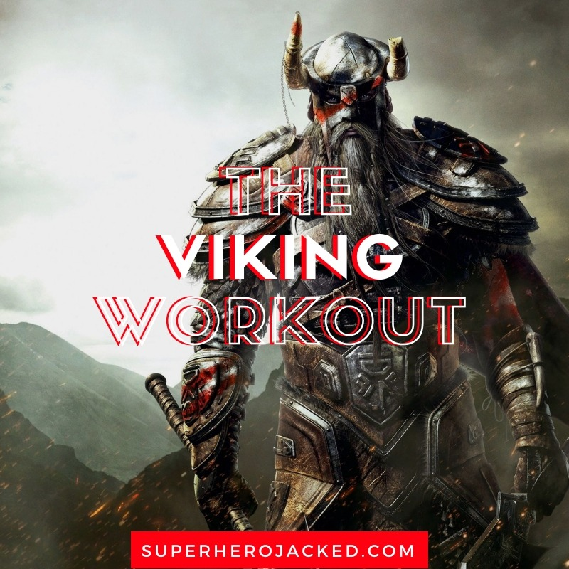 Viking Workout Routine