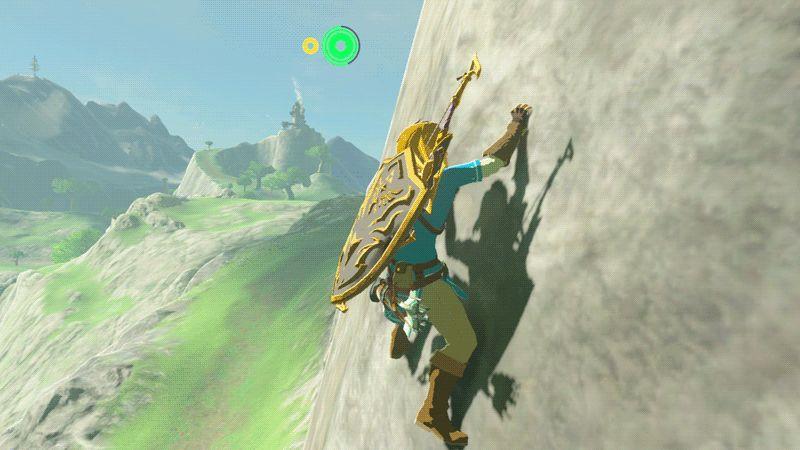 Zelda Pull Ups