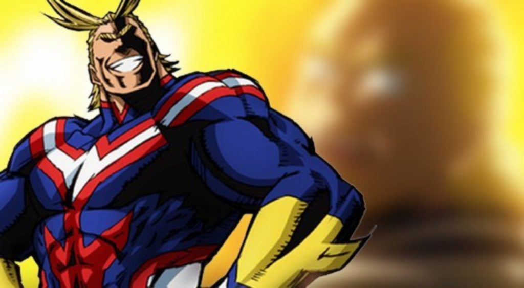 All Might Workout 3