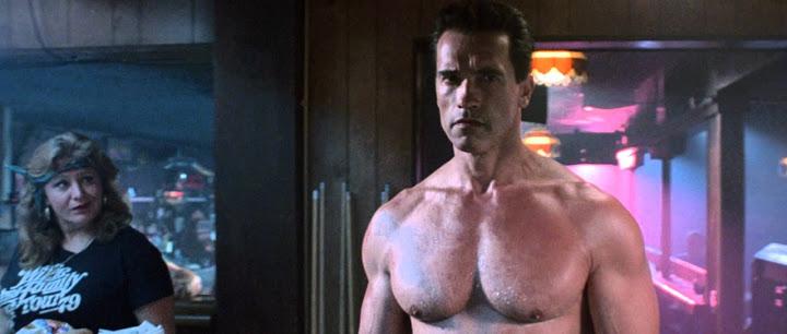 Arnold Schwarzenegger Workout 1