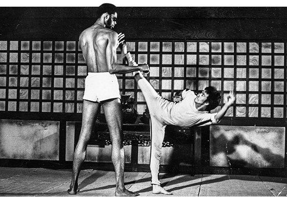 Bruce Lee Workout 4