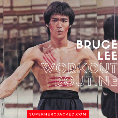Bruce Lee Workout Routine and Diet Plan: Train like a Martial Arts Master