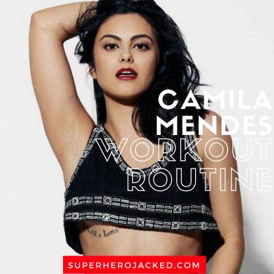 Camila Mendes Workout Routine
