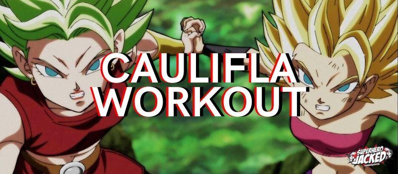 Caulifla Workout Routine