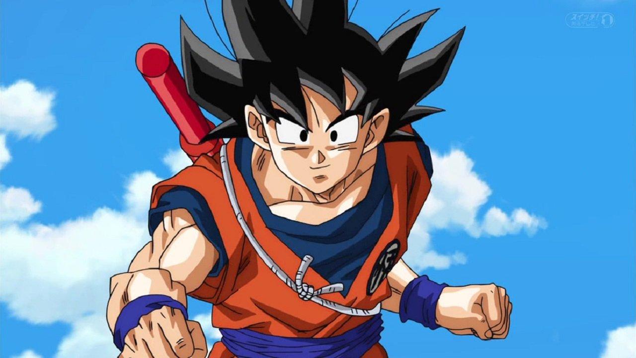 Goku Workout 3