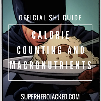 SHJ Complete Guide to Calorie Counting and Macronutrients