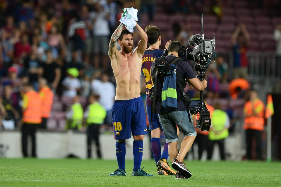 Lionel Messi Workout Routine and Diet Plan: Train like the Argentine