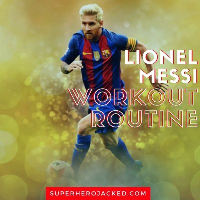 Lionel Messi Workout