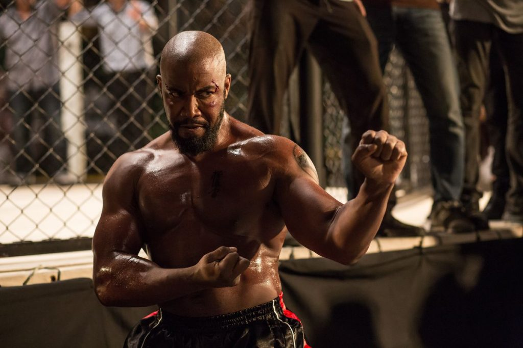 Michael Jai White Workout 2