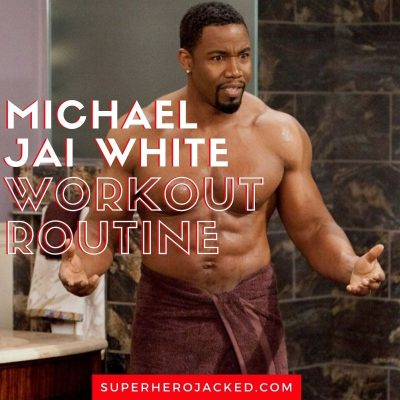 Michael Jai White Workout
