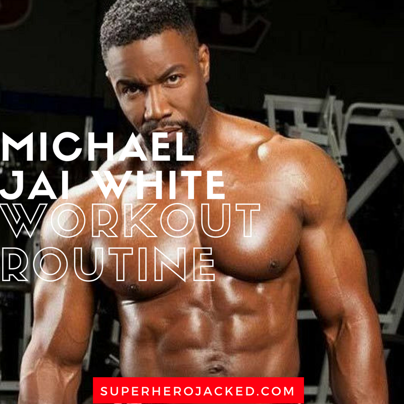 Michael Jai White Workout Routine
