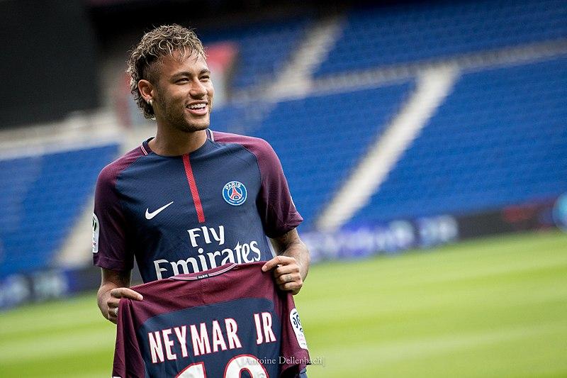 Neymar Workout 1