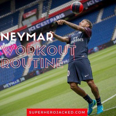 Neymar Workout