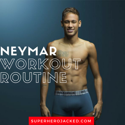Neymar Workout Routine and Diet Plan: Train like the Brazilian Soccer Stud