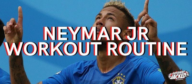Neymar Workout Routine