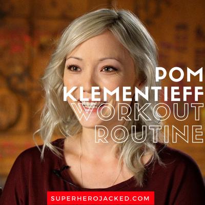 Pom Klementieff Workout Routine