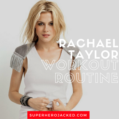 Rachael Taylor Workout Routine and Diet Plan: Jessica Jones, Transformers, The Loft and so much more!