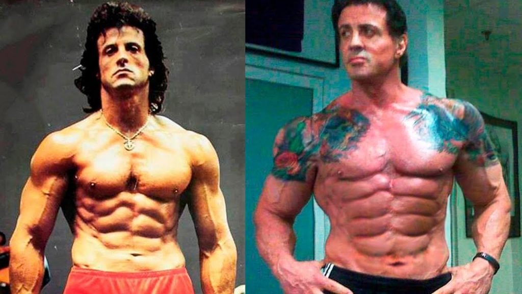 Sylvester Stallone Workout Routine and Diet: Train like ...