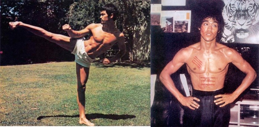 Bruce Lee Workout Routine and Diet Plan: Train like a