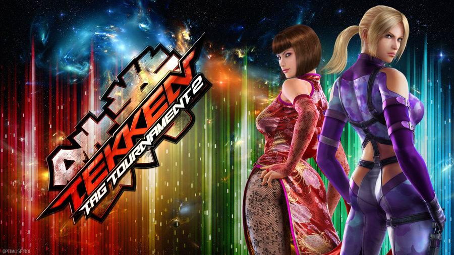Anna and Nina Williams Tekken Workout