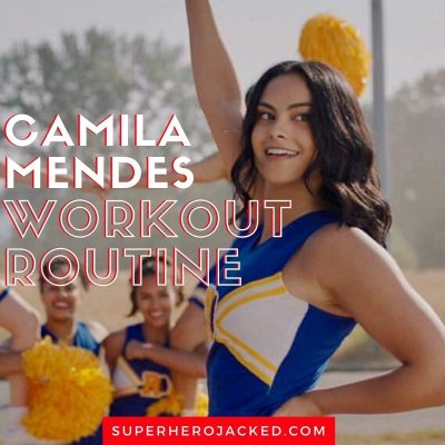 Camila Mendes Workout