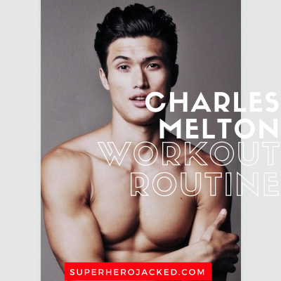 Charles Melton Workout Routine and Diet Plan: Train like Riverdale's Reggie Mantle