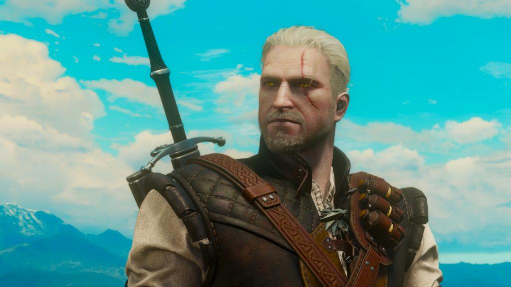 Geralt of Rivia Workout 2