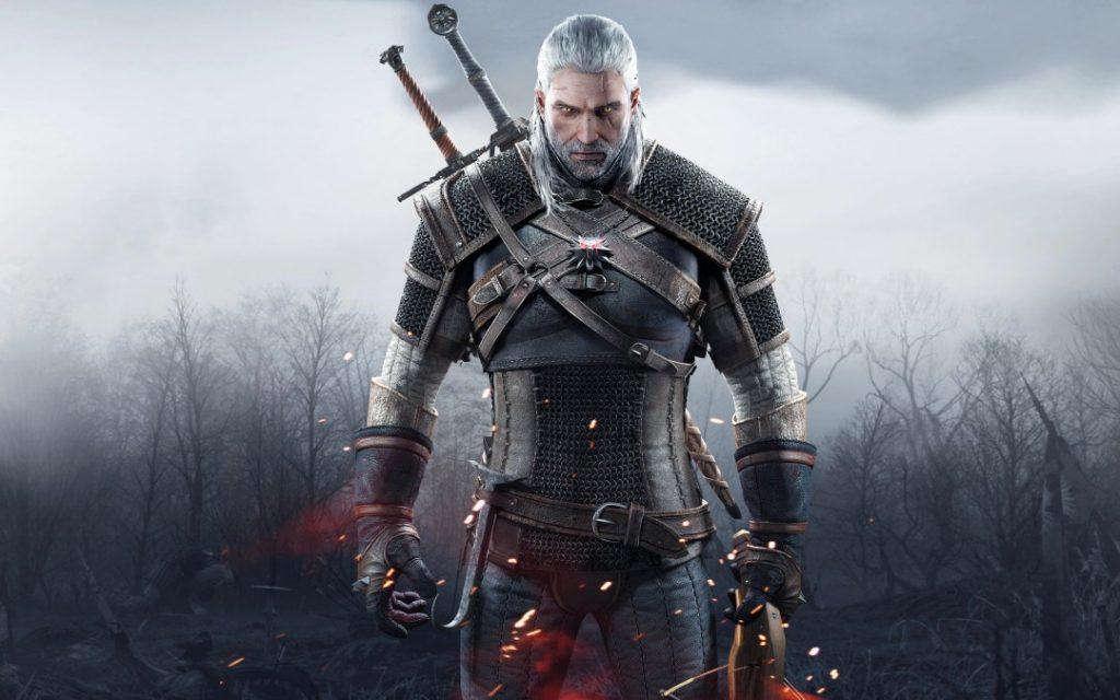 Geralt of Rivia Workout 3
