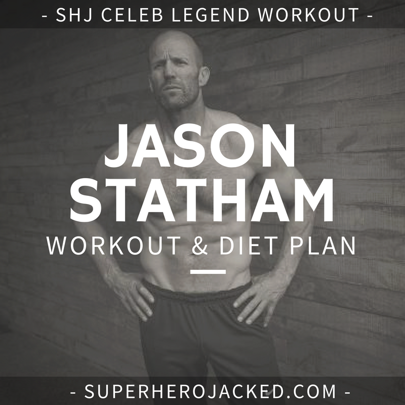 Jason Statham Workout Routine and Diet