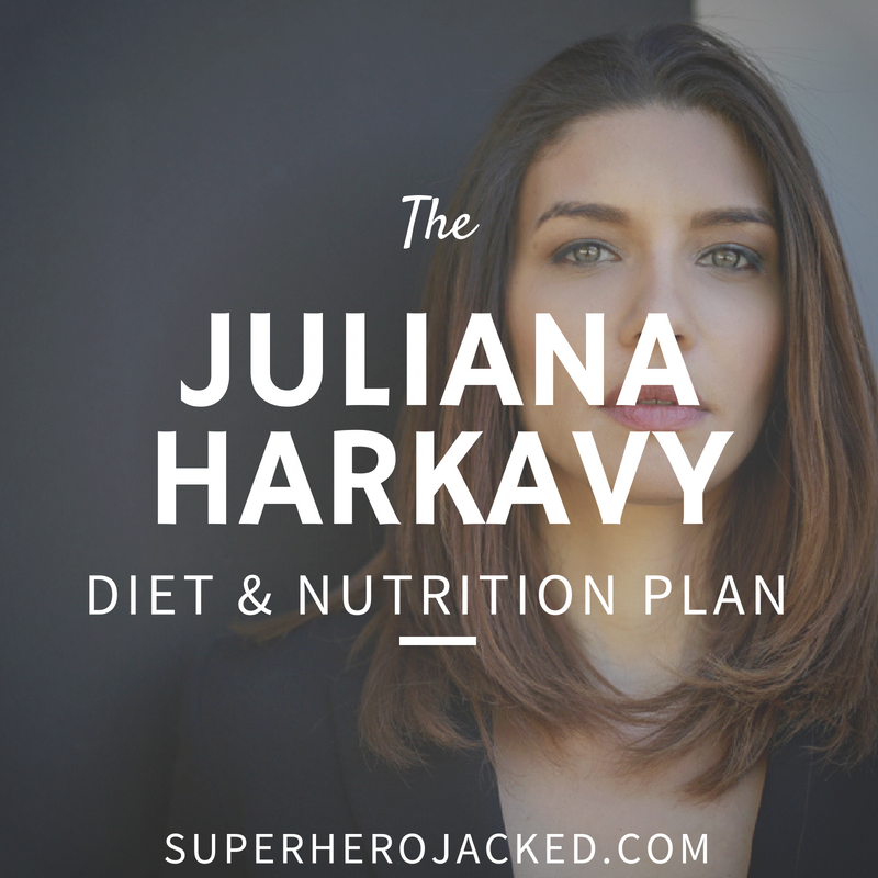 Juliana Harkavy Diet and Nutrition