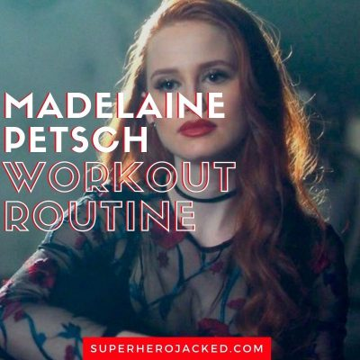 Madelaine Petsch Workout