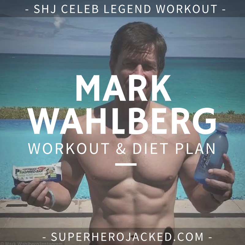 Mark Wahlberg Workout Routine and Diet