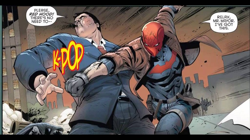 Red Hood Workout 1