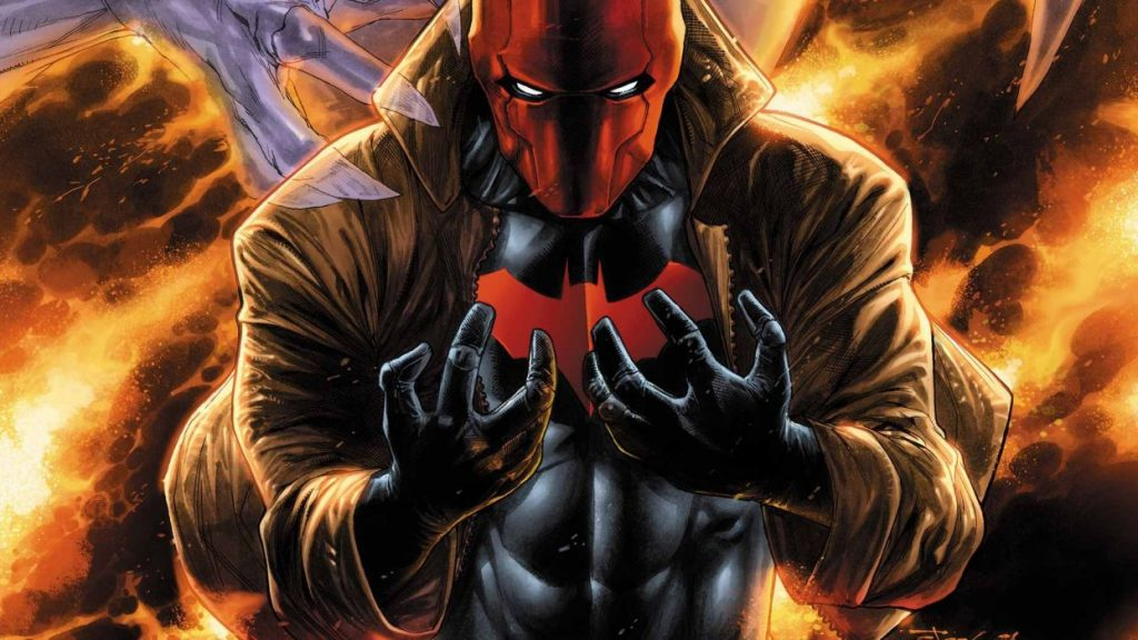 Red Hood Workout 3