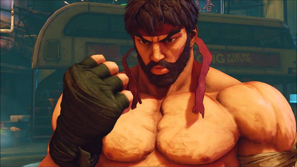 Ryu Workout 3