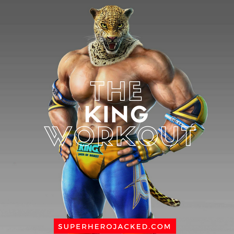 The King Workout Routine Train Like The Mysterious Masked Wrestler