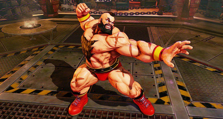 Zangief Workout 1