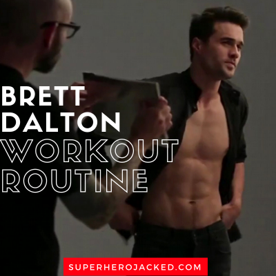 Brett Dalton Workout Routine and Diet Plan: Train like Agent of S.H.I.E.L.D turned Hydra