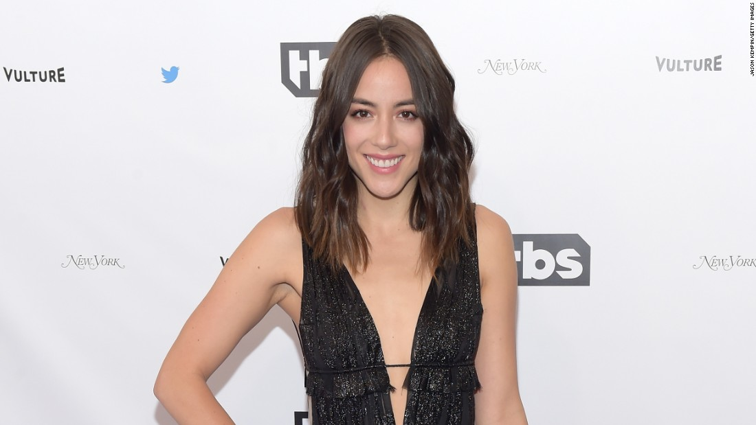 Chloe Bennet Workout 1