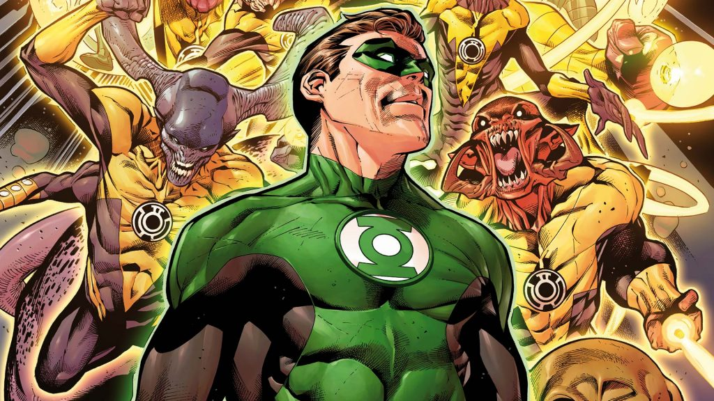 Green Lantern Workout 1