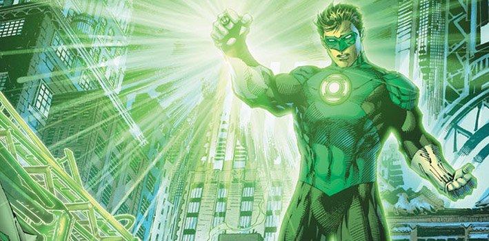 Green Lantern Workout 2
