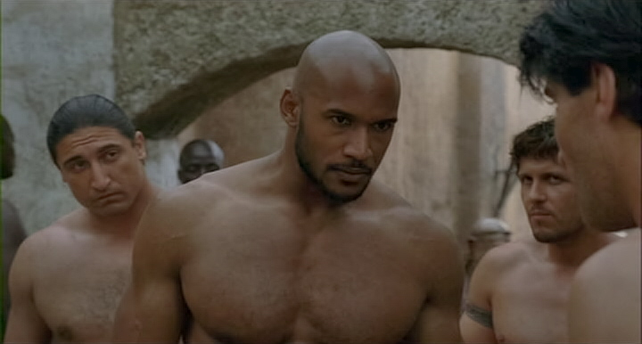 Henry Simmons Workout 1
