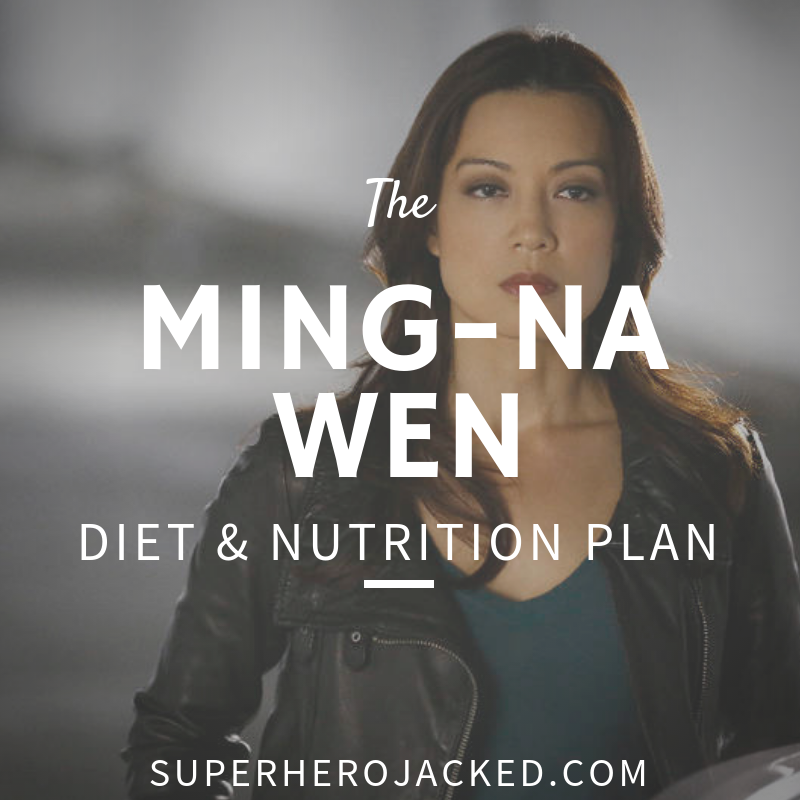 Ming-Na Wen Diet and Nutrition Plan