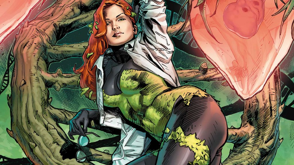 Poison Ivy Workout 1